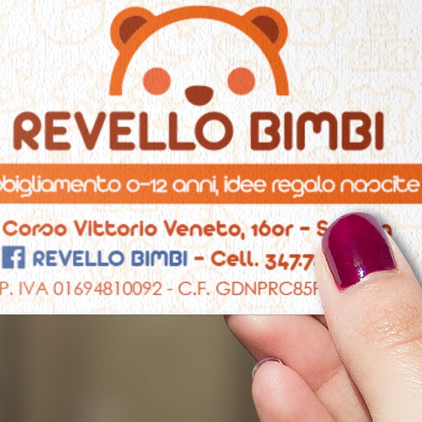 Revello Bimbi's Business Card